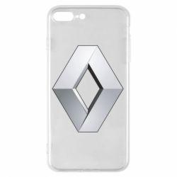 Чохол для iPhone 7 Plus Renault Logo