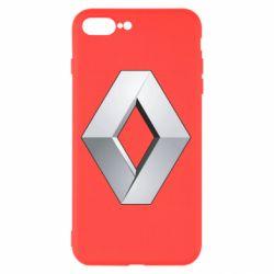Чохол для iPhone 8 Plus Renault Logo