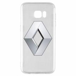 Чохол для Samsung S7 EDGE Renault Logo