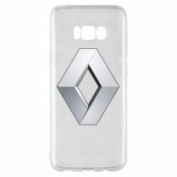 Чохол для Samsung S8+ Renault Logo