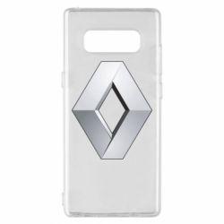 Чохол для Samsung Note 8 Renault Logo