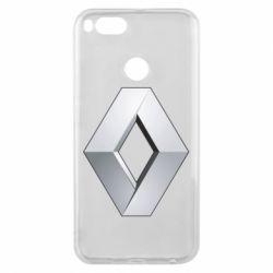 Чохол для Xiaomi Mi A1 Renault Logo