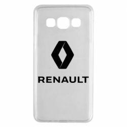 Чохол для Samsung A3 2015 Renault logotip