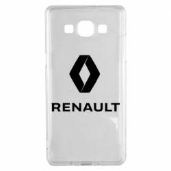 Чохол для Samsung A5 2015 Renault logotip