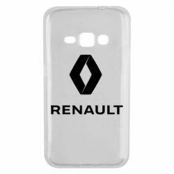 Чохол для Samsung J1 2016 Renault logotip