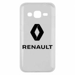 Чохол для Samsung J2 2015 Renault logotip