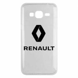 Чохол для Samsung J3 2016 Renault logotip
