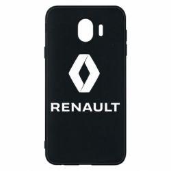 Чохол для Samsung J4 Renault logotip