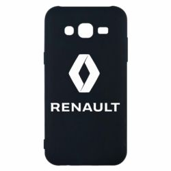 Чохол для Samsung J5 2015 Renault logotip