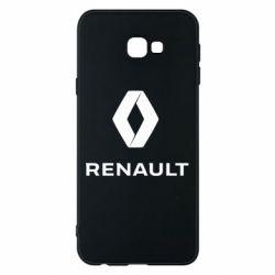 Чохол для Samsung J4 Plus 2018 Renault logotip