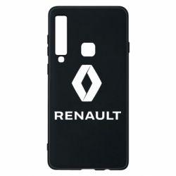 Чохол для Samsung A9 2018 Renault logotip