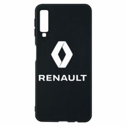 Чохол для Samsung A7 2018 Renault logotip