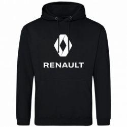 Чоловіча толстовка Renault logotip