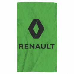 Рушник Renault logotip