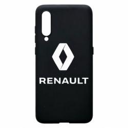 Чохол для Xiaomi Mi9 Renault logotip