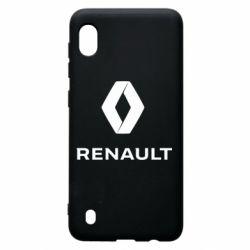 Чохол для Samsung A10 Renault logotip