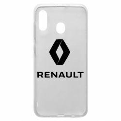 Чохол для Samsung A30 Renault logotip