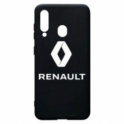 Чохол для Samsung A60 Renault logotip