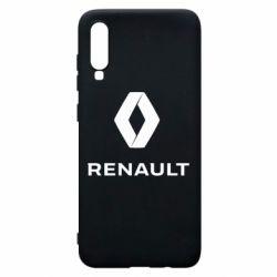 Чохол для Samsung A70 Renault logotip