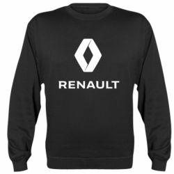 Реглан (світшот) Renault logotip