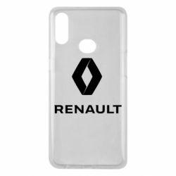 Чохол для Samsung A10s Renault logotip