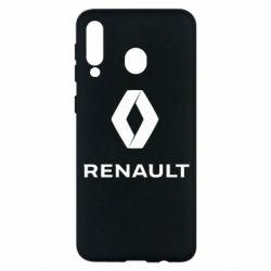 Чохол для Samsung M30 Renault logotip