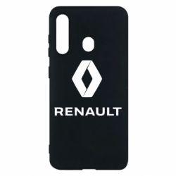Чохол для Samsung M40 Renault logotip