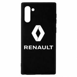 Чохол для Samsung Note 10 Renault logotip