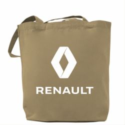 Сумка Renault logotip
