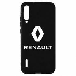 Чохол для Xiaomi Mi A3 Renault logotip