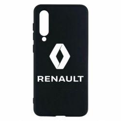Чохол для Xiaomi Mi9 SE Renault logotip