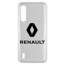 Чохол для Xiaomi Mi9 Lite Renault logotip
