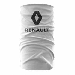 Бандана-труба Renault logotip