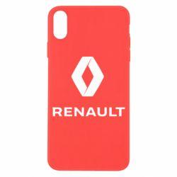 Чохол для iPhone X/Xs Renault logotip