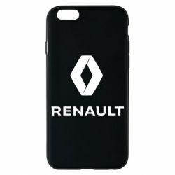 Чохол для iPhone 6/6S Renault logotip