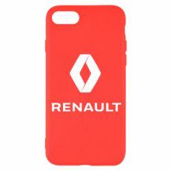 Чохол для iPhone 8 Renault logotip
