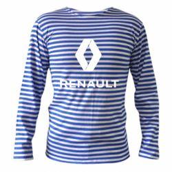 Тільник з довгим рукавом Renault logotip
