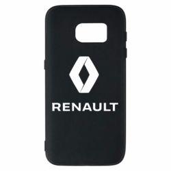 Чохол для Samsung S7 Renault logotip