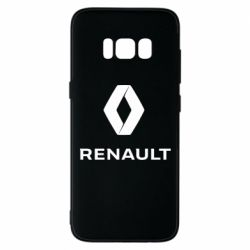 Чохол для Samsung S8 Renault logotip