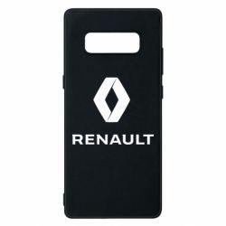 Чохол для Samsung Note 8 Renault logotip