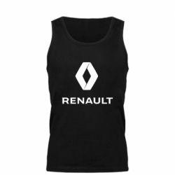 Майка чоловіча Renault logotip