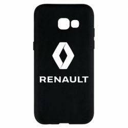 Чохол для Samsung A5 2017 Renault logotip