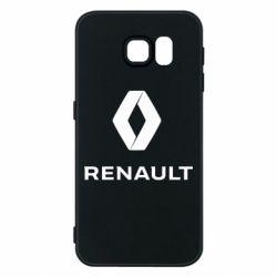 Чохол для Samsung S6 Renault logotip