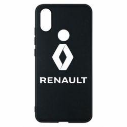 Чохол для Xiaomi Mi A2 Renault logotip