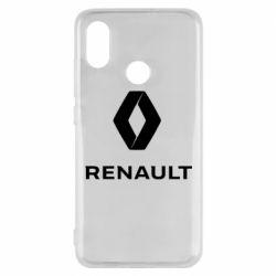 Чохол для Xiaomi Mi8 Renault logotip
