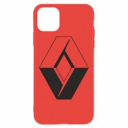 Чехол для iPhone 11 Renault