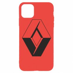 Чехол для iPhone 11 Pro Renault