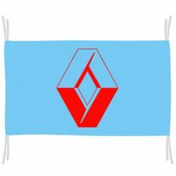Флаг Renault