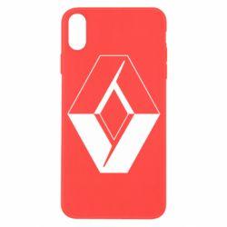 Чехол для iPhone X/Xs Renault