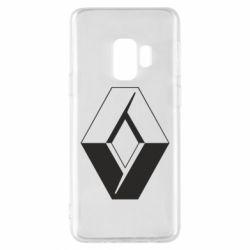 Чехол для Samsung S9 Renault
